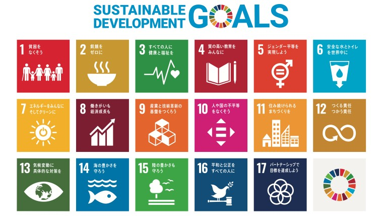 SDGs関連用語集