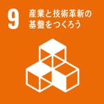 SDGs_目標9_アイコン