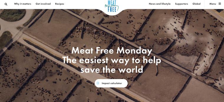 MeatFreeMonday