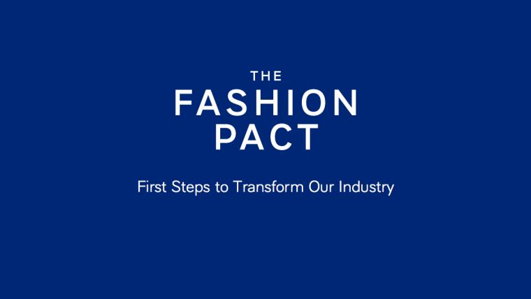 ファッション協定(THE FASHION PACT)とは?内容について簡単に紹介